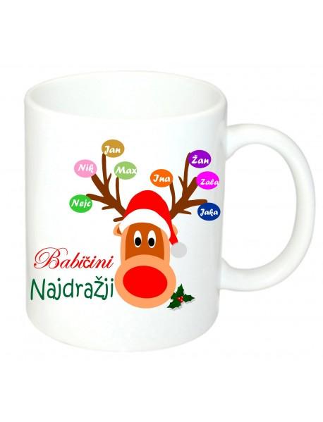 Skodelica božič - najdražji