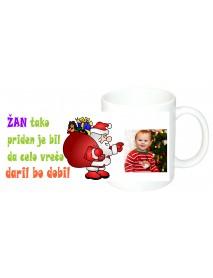 Skodelica božiček