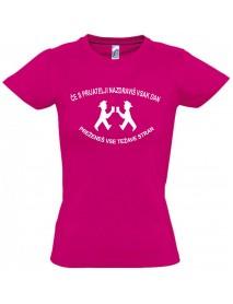 Majica na zdravje za njo