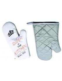 Rokavica in prijemalka Queen