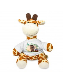 Žirafa rojstni dan zanj