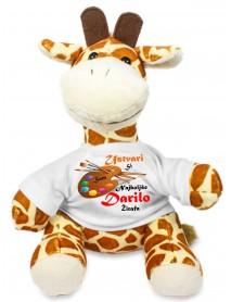 Žirafo izdelaj si sam