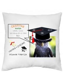Blaznica diploma - čestitke