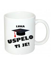 Skodelica diploma - uspelo ti je