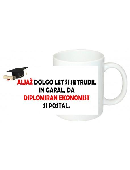 Skodelica diploma - naziv zanj