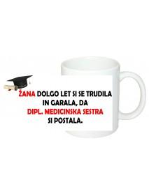 Skodelica diploma - naziv za njo