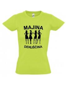 Majica dekliščina nazdravljene