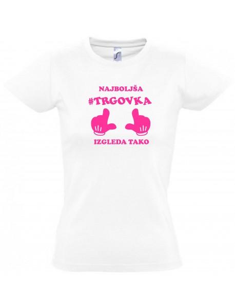 Majica najboljša zgleda tako