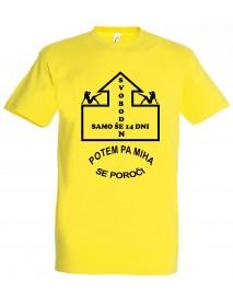 Majica fantovščina - svoboden