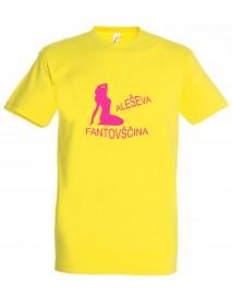Majica fantovščina - punca