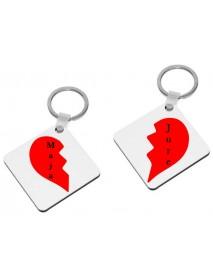 Kvadratni obesek srce