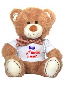 medvedek za zaroko